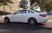Mercedes E Coupe 200 Cgi Blue Efficiency